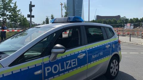 Bombenfund Frankfurt