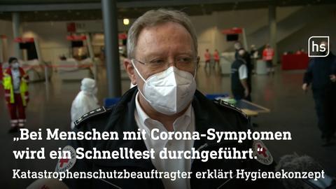 Katastrophenschutzbeauftragter Armin Bender
