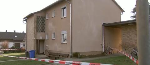 In diesem Haus wurde die Leiche der 58-Jährigen gefunden