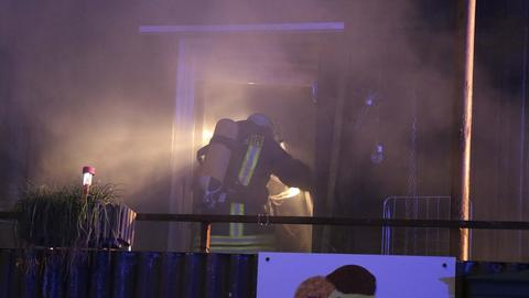 Brand Haus Nüsttal