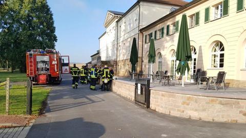 Brand in Altenwohnheim in Hofgeismar