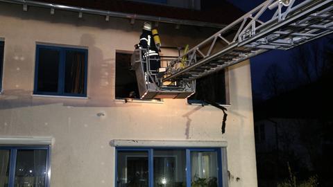 Feuerwehreinsatz in Bad Hersfeld