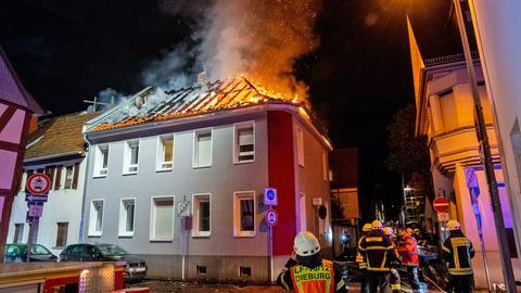 Brand Dieburg