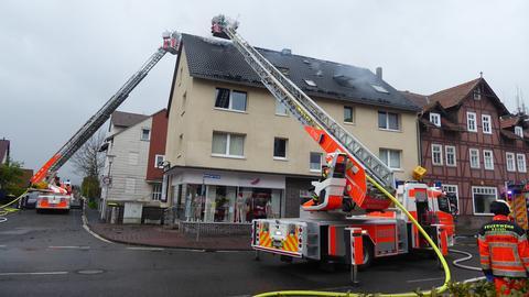 Brand Kassel