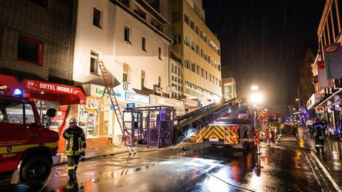Hausbrand Limburg Innenstadt