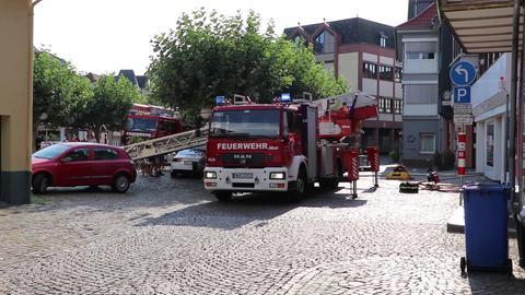 Feuerwehreinsatz in Schlüchtern