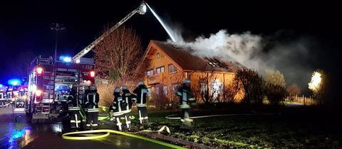 Brand Volkmarsen