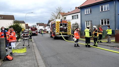 Brand Weiterstadt