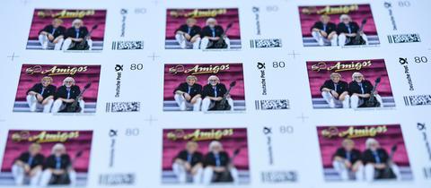 Briefmarke Amigos