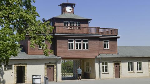 Das ehemalige Konzentrationslager Buchenwald