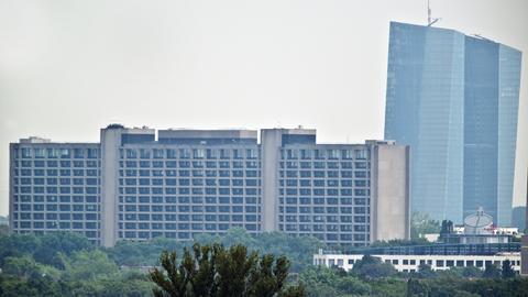 Deutsche Bundesbank in Frankfurt