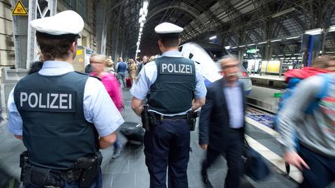 Sujetbild Bundespolizei