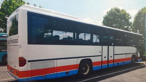 Gestohlener Linienbus in Mainz entdeckt