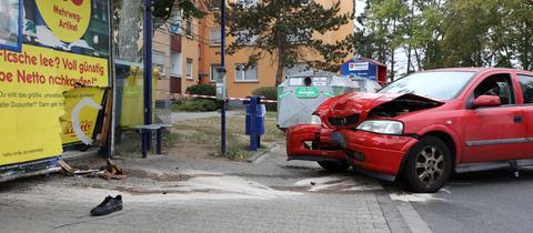 Tatort in Rüsselsheim