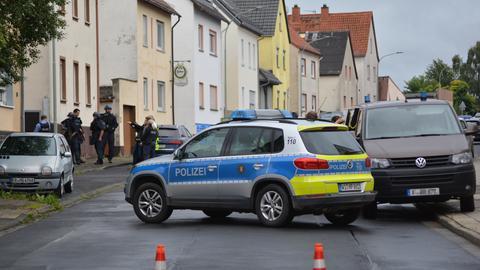SEK-Einsatz in Butzbach