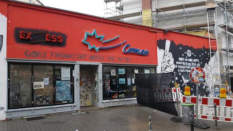 Café Exzess in Frankfurt-Bockenheim