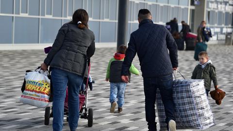 Abgelehnte Asylbewerber Calden