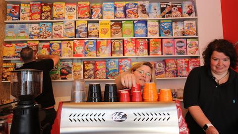 Cereal Culture Café