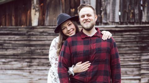 Corona Standeamt Brautpaar Sina Miller Christian Fuchs
