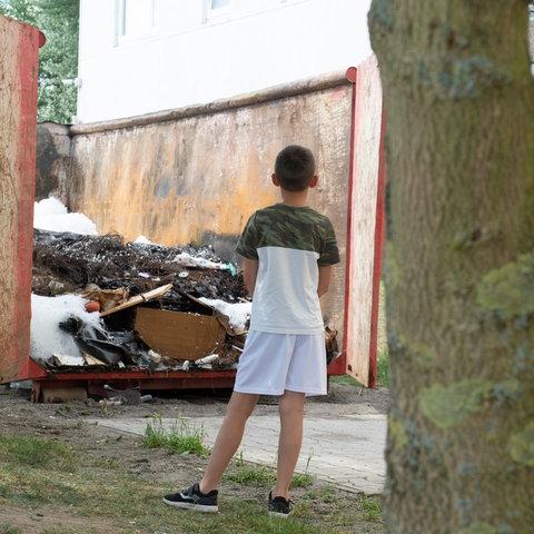 Junge in Dietzenbach nach Attacke auf Polizei und Feuerwehr
