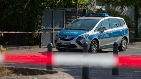 Polizeieinsatz in Dietzenbach