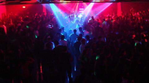 Disko Disco Diskothek Sujet