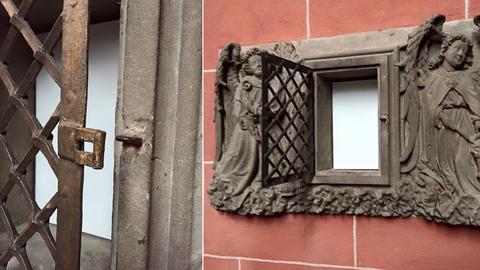 Tatort Kirche: Im vergangenen Jahr wurde eine Reliquie aus dem Franfurter Dom gestohlen