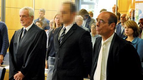 Andreas Darsow vor Gericht