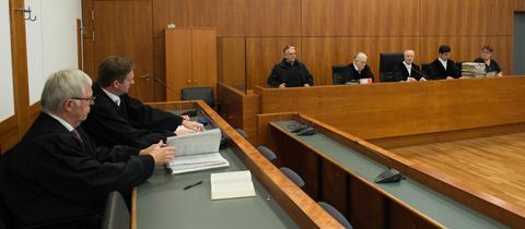 Das Landgericht in Kassel