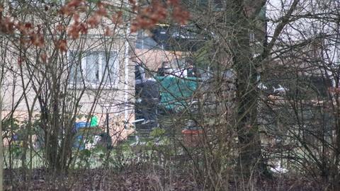 Durchsuchungen in Fulda wegen schweren Raubes