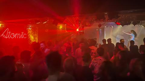 Qeere Veranstaltung mit 2G im Frankfurter Club Nachtleben