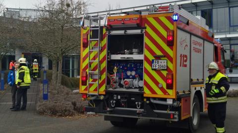 Einsatz der Feuerwehr Friedberg