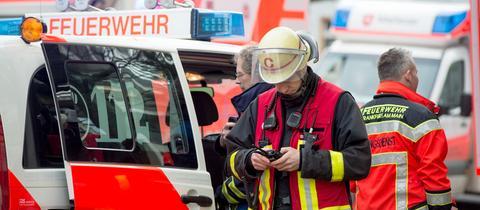 Frankfurter Feuerwehr