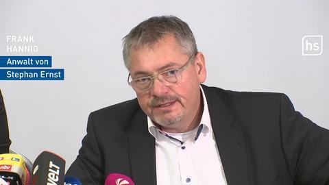 Stephan Ernsts Anwalt Frank Hannig