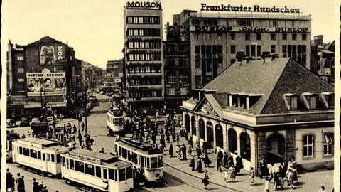Frankfurter Hauptwache