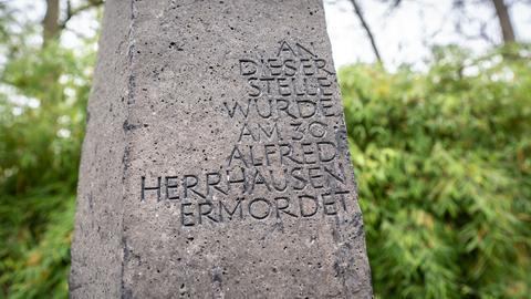 Gedenken an Herrhausen