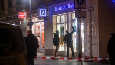 Polizeieinsatz in Bad Homburg