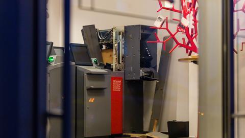 Geldautomat Wiesbaden