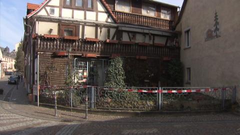 Gelnhausen Gerichtsvollzieher angeschossen