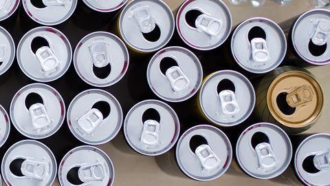 Getränkedosen - Sujet