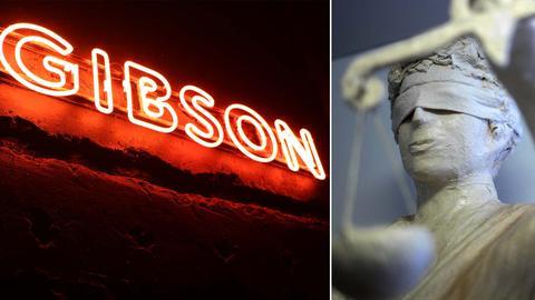 Gibson Prozess Sujet