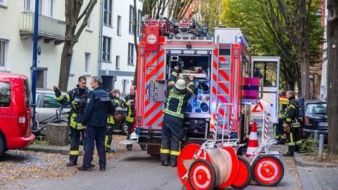 Großeinsatz in Wiesbaden nach Fehlalarm