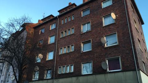Haus in Hanau von Außen