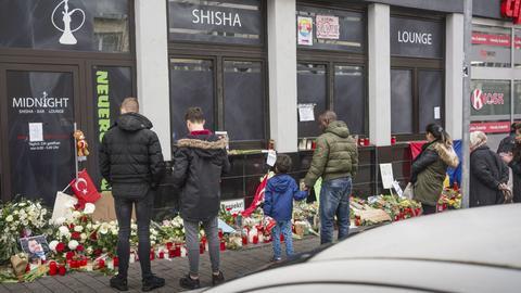 Shisha-Bar am Hanauer Heumarkt