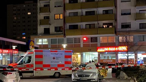 Tatort in Hanau