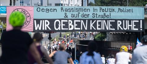 """Fahrradsternfahrt """"Stern für Hanau"""""""
