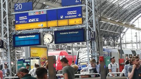 Hauptbahnhof Einsatz