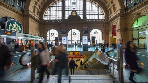 Frankfurt Hbf Hauptbahnhof