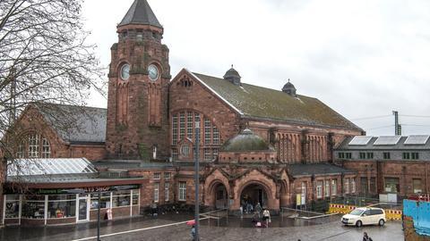 Hauptbahnhof Gießen