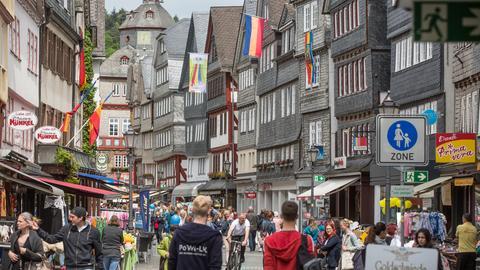 Herborn Hessentag Altstadt
